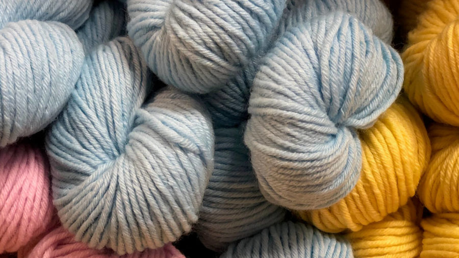 Shades of Winter Yarn Shop